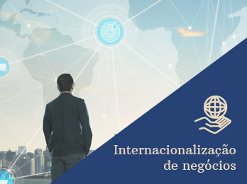 Internacionalização de negócios